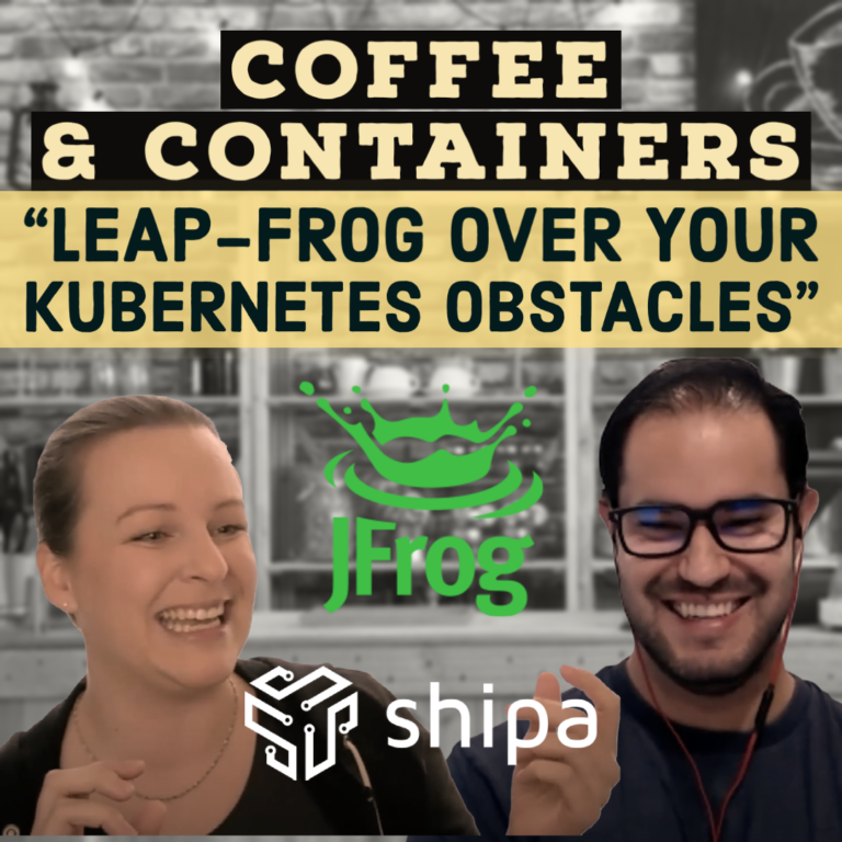 Shipa for Kubernetes and JFrog