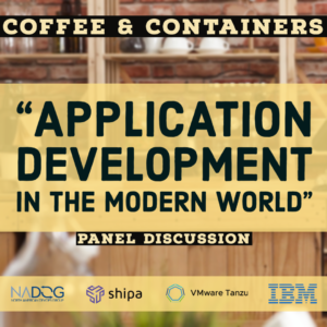 Shipa for Kubernetes - Coffee & Containers