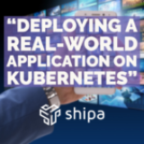 A real-world application deployment on Kubernetes