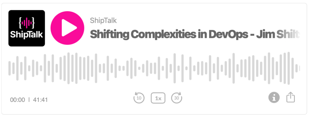 shifting complexities in devops - Shipa for kubernetes